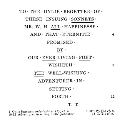 amoretti sonnet 79 Chapter 1 introduction: playfulness in the amoretti inferior to the sonnet sequences produced by amoretti as childish and expressed his belief that they were.